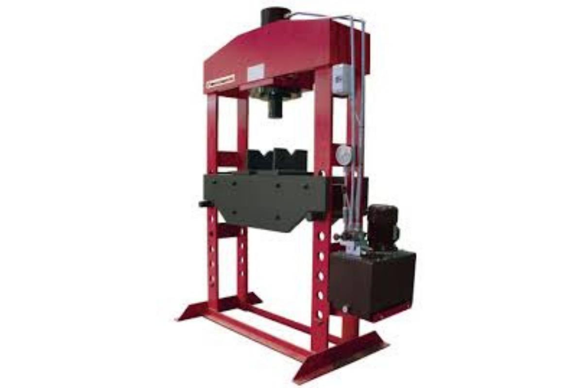 Machinepark | werkplaatspers 50 ton